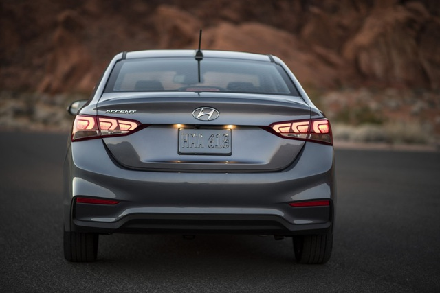 Hyundai Accent 2020 có động cơ mới, yếu hơn - 14