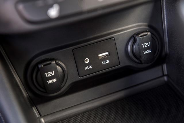 Hyundai Accent 2020 có động cơ mới, yếu hơn - 24