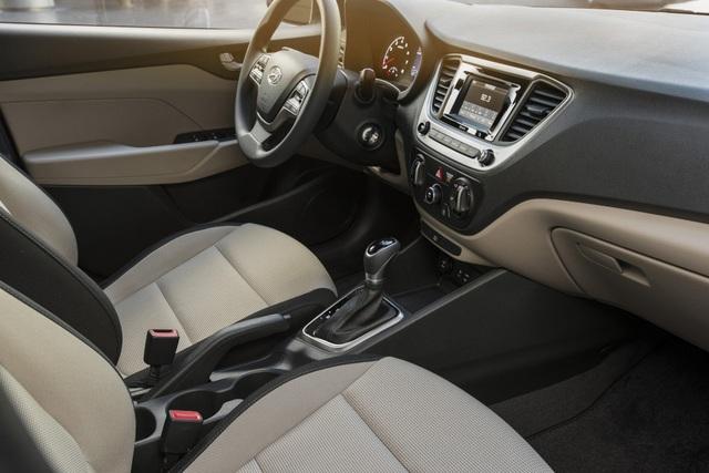 Hyundai Accent 2020 có động cơ mới, yếu hơn - 28