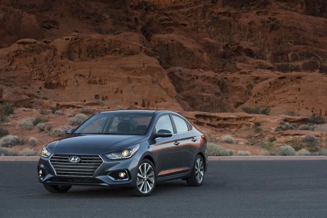 Hyundai Accent 2020 có động cơ mới, yếu hơn - 12