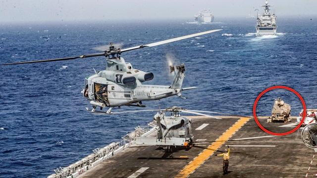 Iran nói Mỹ bắn nhầm chính máy bay không người lái của mình - 1