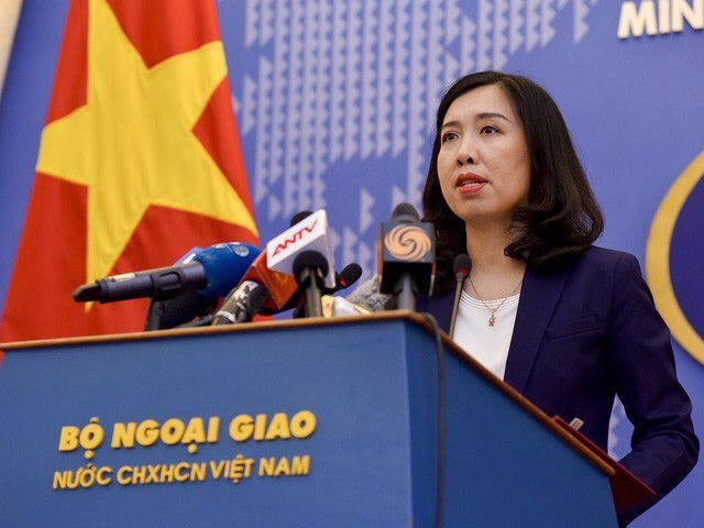 Tàu khảo sát Trung Quốc xâm phạm vùng đặc quyền kinh tế của Việt Nam - 1
