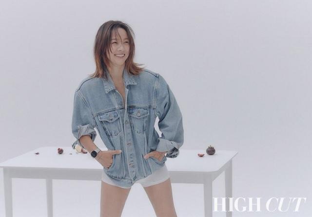 """""""Nữ hoàng giải trí"""" Lee Hyori tái xuất đầy cuốn hút! - 7"""