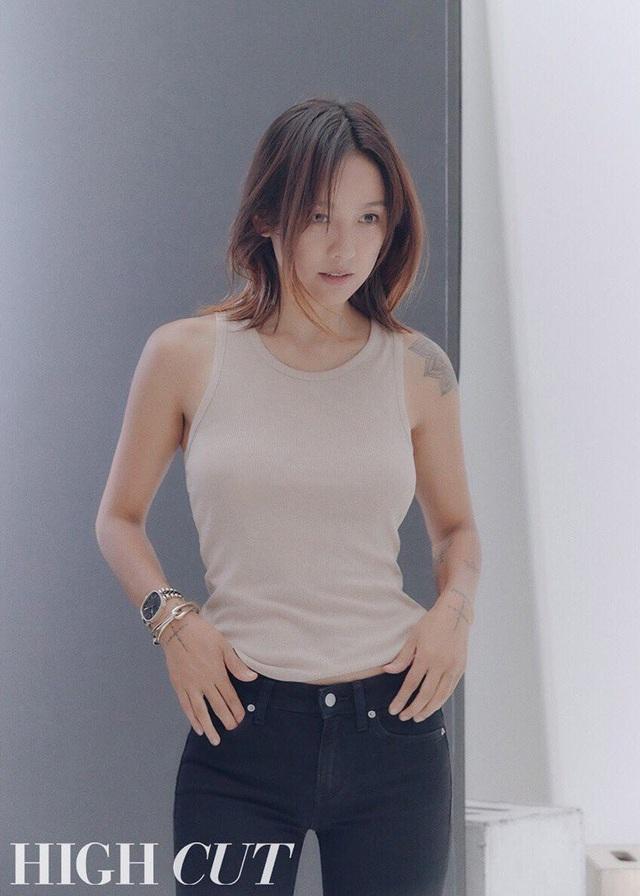 """""""Nữ hoàng giải trí"""" Lee Hyori tái xuất đầy cuốn hút! - 3"""