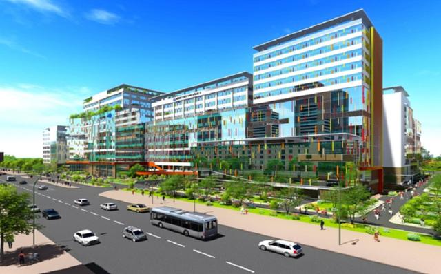 Đầu tư 2.000 tỷ đồng xây mới 3 khối nhà Bệnh viện Nhi Đồng 1 - 1