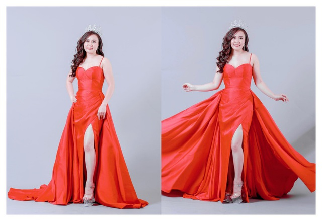 Diễn viên Phan Kim Oanh gợi cảm xinh đẹp với hình ảnh mới - 4