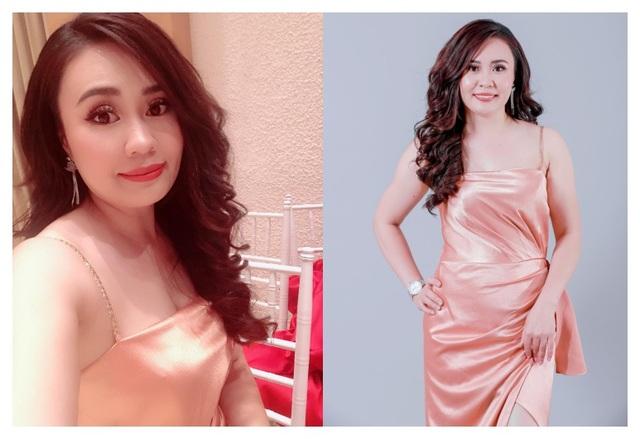 Diễn viên Phan Kim Oanh gợi cảm xinh đẹp với hình ảnh mới - 2