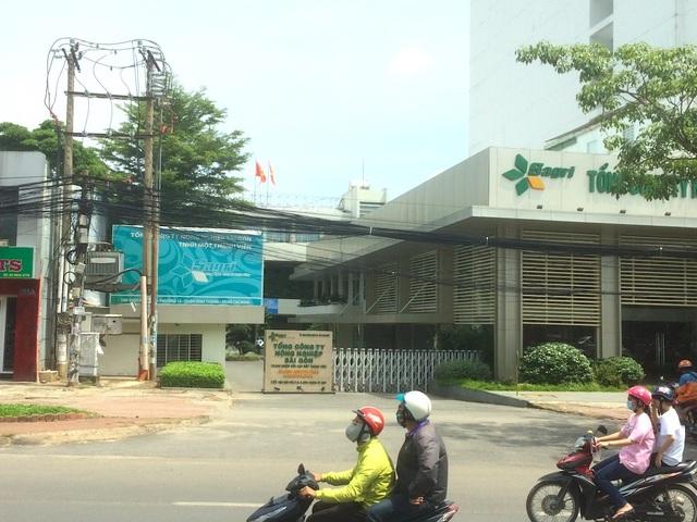 Hủy bỏ chuyển nhượng dự án thời ông Lê Tấn Hùng làm Tổng Giám đốc SAGRI - 1