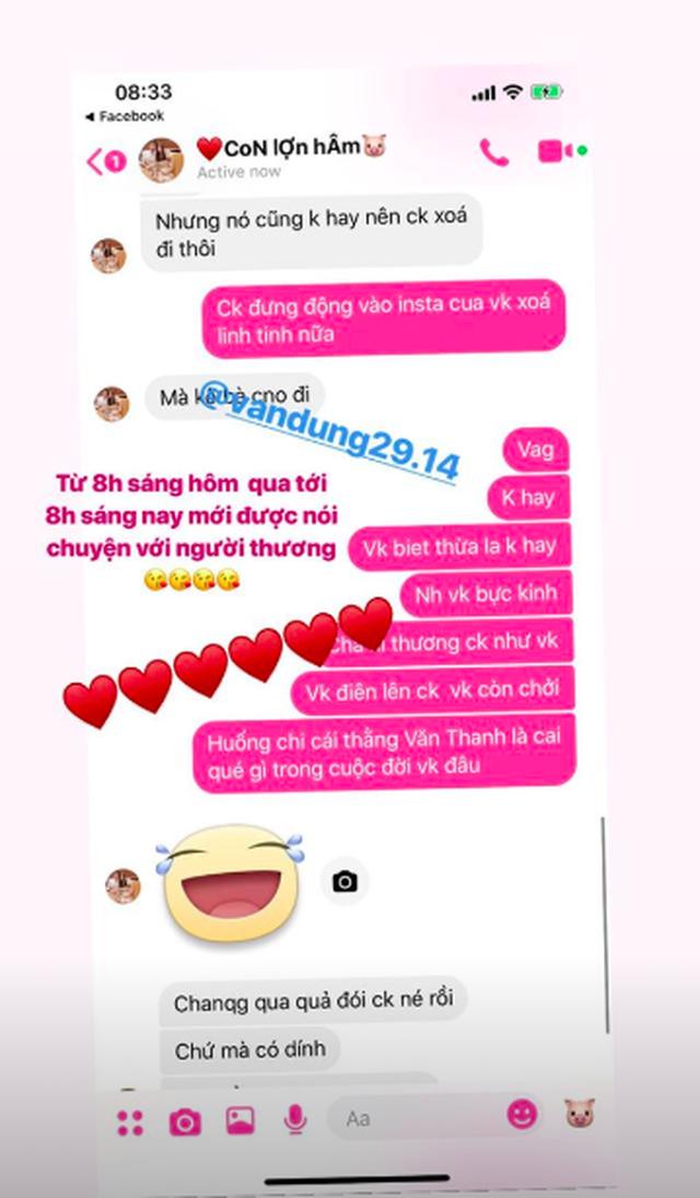 Bạn gái cầu thủ CLB Hà Nội mắng Văn Thanh và tranh cãi với fans bóng đá - 8