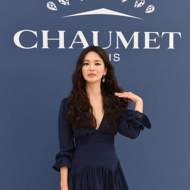 Song Hye Kyo nói gì trong bài phỏng vấn đầu tiên sau khi ly hôn - 1