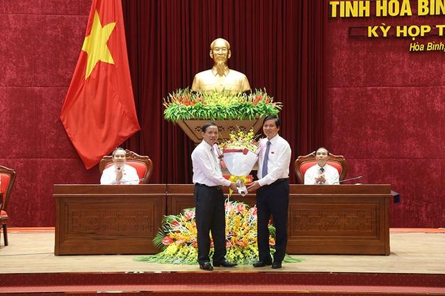 Hòa Bình có tân Chủ tịch UBND tỉnh - 2