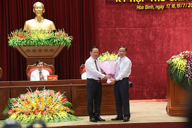 Hòa Bình có tân Chủ tịch UBND tỉnh