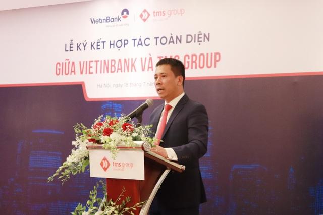 TMS Group và VietinBank thắt chặt quan hệ, khách hàng hưởng lợi - 2