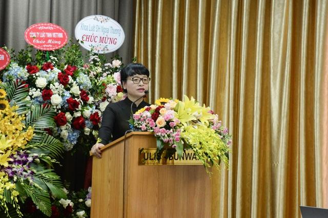 Khoa Luật – ĐH Quốc gia Hà Nội ra mắt ngành Luật Thương mại quốc tế - 1
