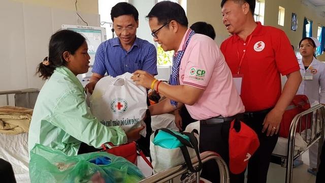 C.P. Việt Nam đồng hành cùng Hành trình Đỏ cứu sống hàng nghìn người cần máu - 1