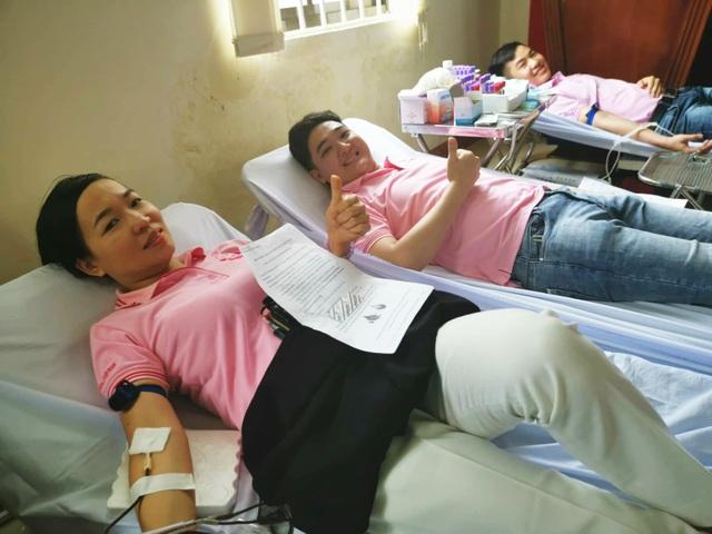 C.P. Việt Nam đồng hành cùng Hành trình Đỏ cứu sống hàng nghìn người cần máu - 2