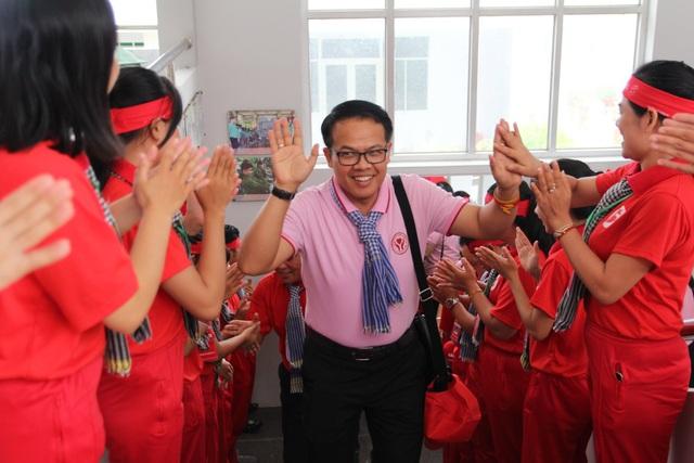 C.P. Việt Nam đồng hành cùng Hành trình Đỏ cứu sống hàng nghìn người cần máu - 4