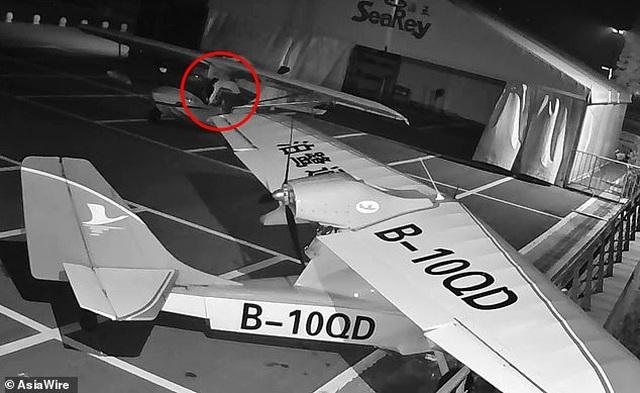 Thiếu niên Trung Quốc 13 tuổi đánh cắp 2 máy bay hạng nhẹ ở khu nghỉ dưỡng - 1