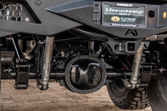Goliath 6×6 - Không chỉ là Chevrolet Silverado lắp thêm 2 bánh - 6