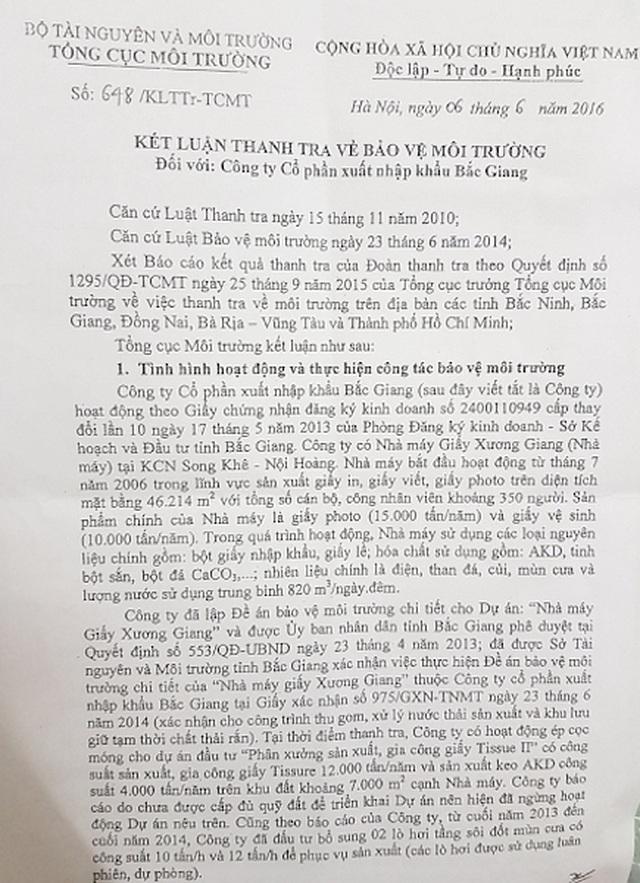 """Doanh nghiệp lớn tại Bắc Giang """"làm xiếc"""" trong hoạt động nhập khẩu phế liệu thế nào? - 4"""