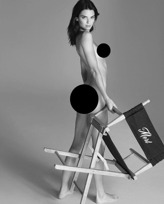 Hàng loạt ngôi sao chụp hình khỏa thân với nhiếp ảnh gia danh tiếng - 2
