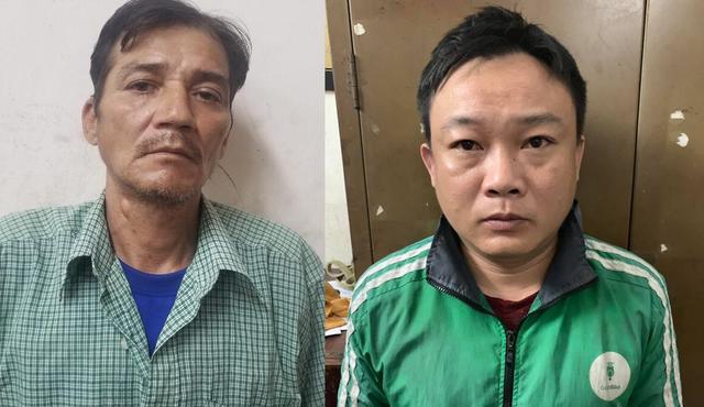 Trinh sát đặc nhiệm bắt liên tiếp 2 tên trộm liều lĩnh ở trung tâm Sài Gòn - 1