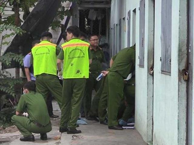 Bắt hai nghi can giết người thân ở Bình Dương - 2