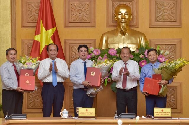 Công bố quyết định Thủ tướng Chính phủ về công tác cán bộ - 3