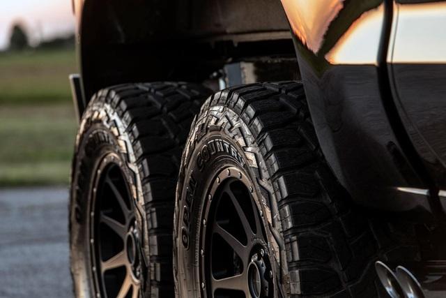 Goliath 6×6 - Không chỉ là Chevrolet Silverado lắp thêm 2 bánh - 7