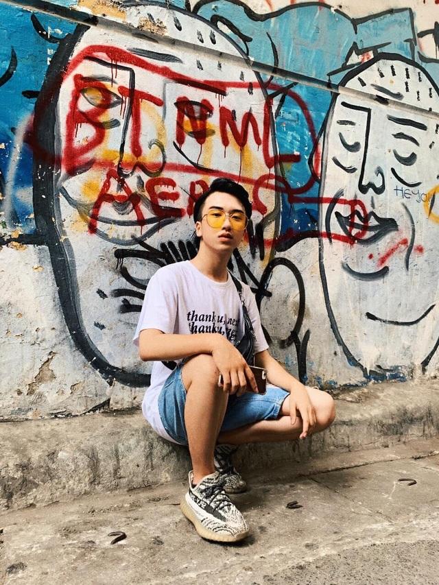 """Nam sinh xứ Thanh sở hữu vẻ ngoài điển trai gây """"bão mạng - 2"""
