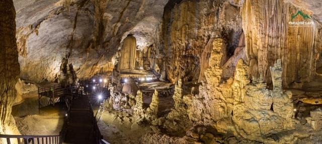 Động Thiên Đường được công nhận có hệ thống thạch nhũ, măng đá độc đáo và tráng lệ nhất Châu Á - 2