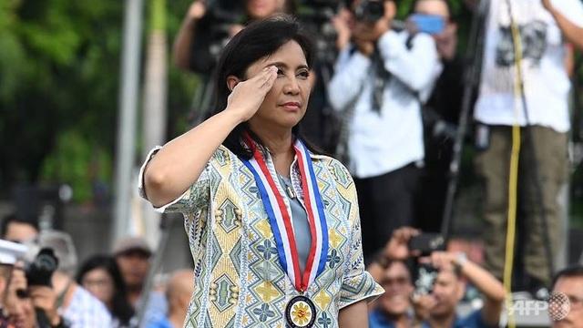 """Cảnh sát Philippines cáo buộc Phó Tổng thống âm mưu """"nổi loạn"""" - 1"""