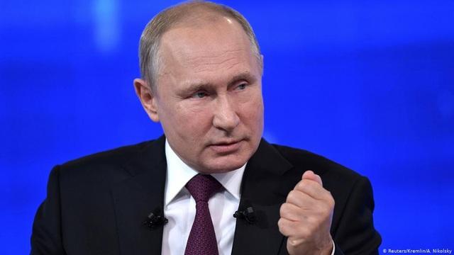"""Tổng thống Putin lên tiếng khi Mỹ - Iran """"căng như dây đàn"""" - 1"""