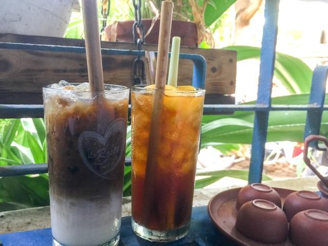 Nhiều quán cà phê Đà Nẵng khai tử ống hút nhựa - 1