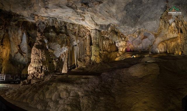 Động Thiên Đường được công nhận có hệ thống thạch nhũ, măng đá độc đáo và tráng lệ nhất Châu Á - 7