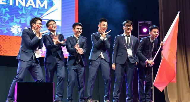 Olympic toán quốc tế 2019: Việt Nam đoạt 2 Huy chương vàng, 4 Huy chương bạc - 2