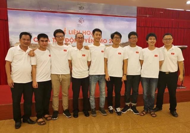 Olympic toán quốc tế 2019: Việt Nam đoạt 2 Huy chương vàng, 4 Huy chương bạc - 3