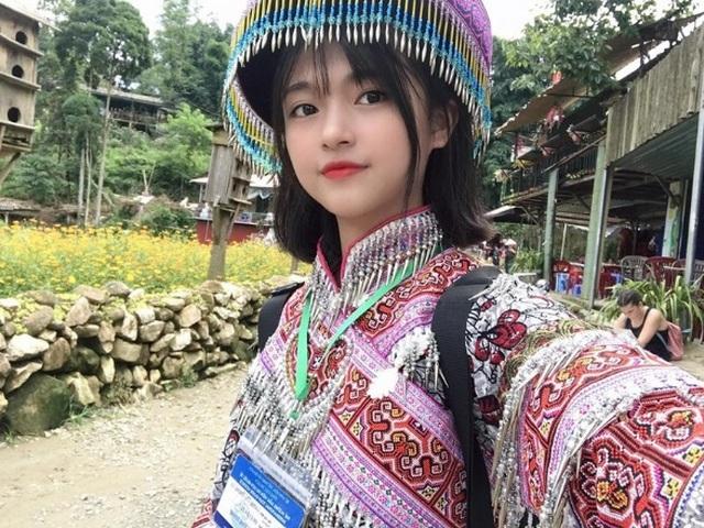 Xao xuyến nét đẹp trong sáng của cô gái dân tộc Giáy - 8