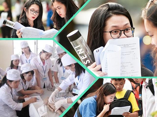 Công bố điểm sàn khối ngành sức khỏe 2019: Ngành cao nhất 21 điểm - 1