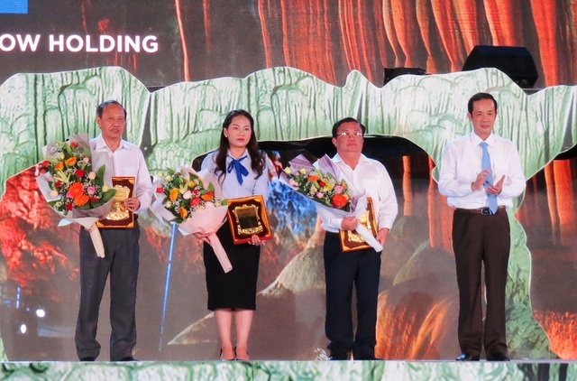 Quảng Bình tưng bừng Khai mạc Lễ hội Hang động năm 2019 - 2