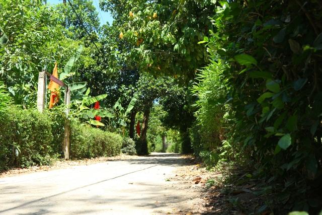 Khám phá làng Đại Bình