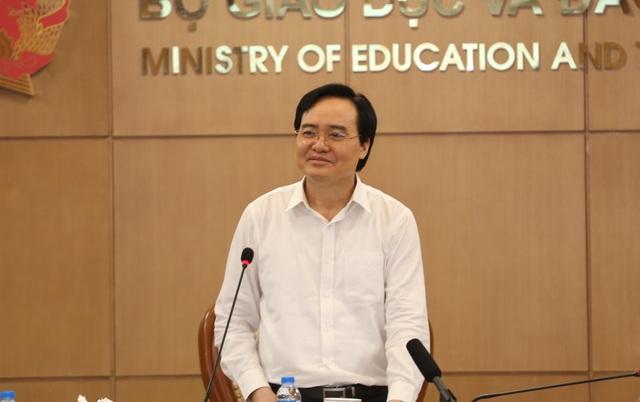 """Bộ trưởng Phùng Xuân Nhạ: """"Đã nỗ lực nhưng chất lượng dạy – học tiếng Anh chưa như mong muốn"""" - 3"""