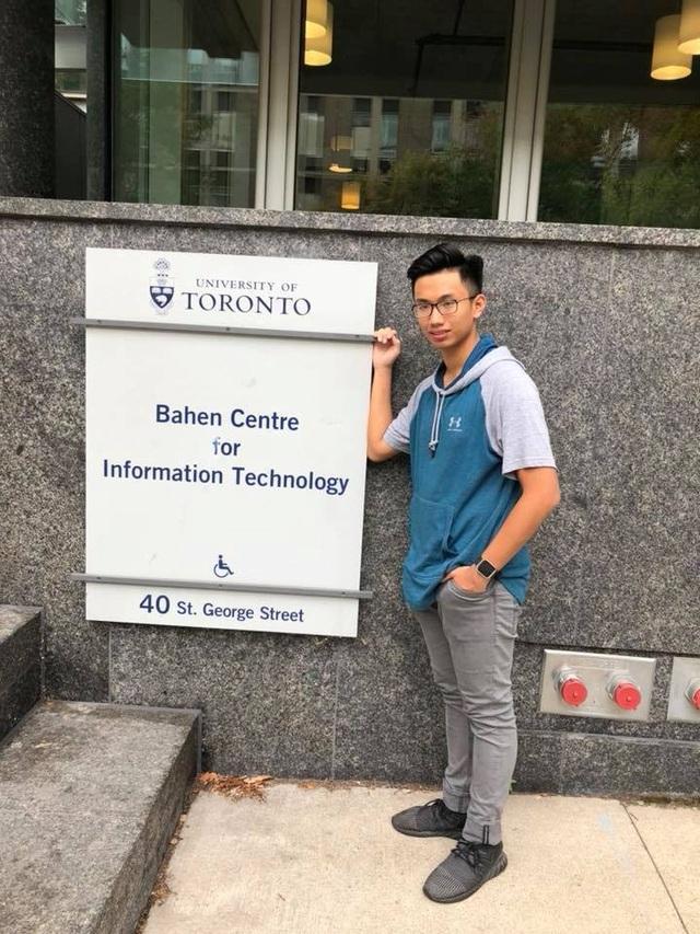 Chàng trai Việt trúng tuyển Đại học hàng đầu Canada - 3