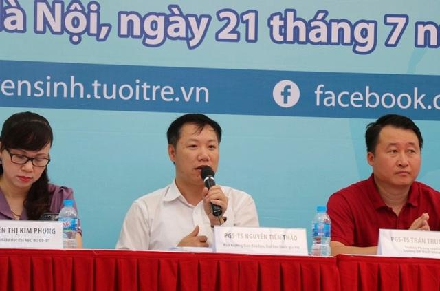 Đạt 24,5 điểm có cơ hội đỗ Đại học Y Hà Nội không? - 2