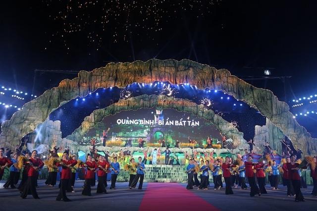 Quảng Bình tưng bừng Khai mạc Lễ hội Hang động năm 2019 - 1