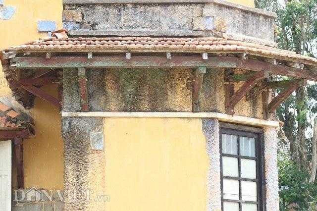Kỳ lạ biệt thự cổ ở Đà Lạt chỉ để nuôi lợn - 3