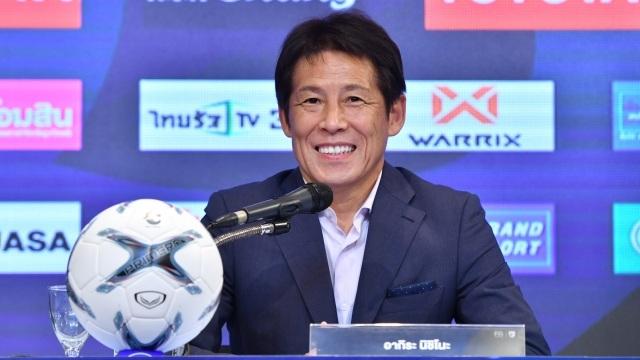 HLV Akira Nishino khẳng định Thái Lan sẽ thắng Việt Nam - 2