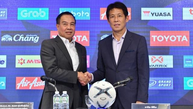 HLV Akira Nishino khẳng định Thái Lan sẽ thắng Việt Nam - 1