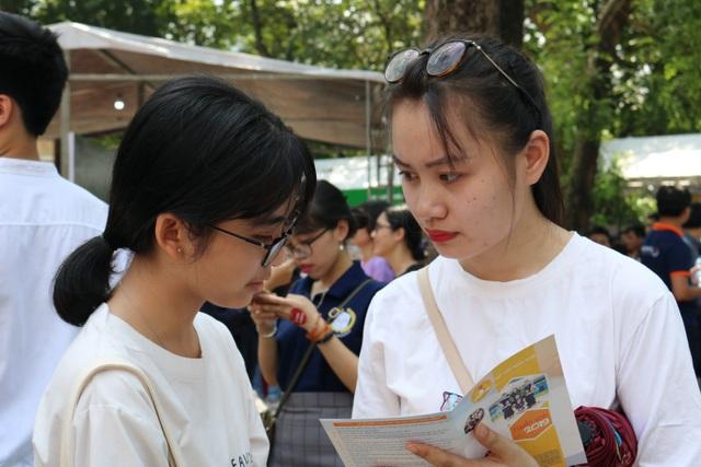 Hầu hết thí sinh đổi nguyện vọng xét tuyển đại học sau khi biết điểm thi - 4