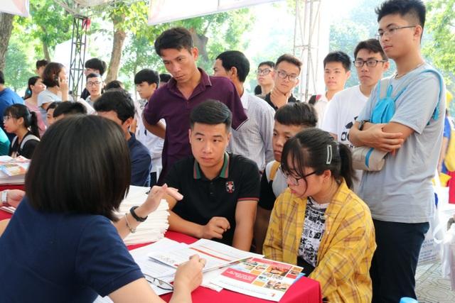 Hầu hết thí sinh đổi nguyện vọng xét tuyển đại học sau khi biết điểm thi - 7
